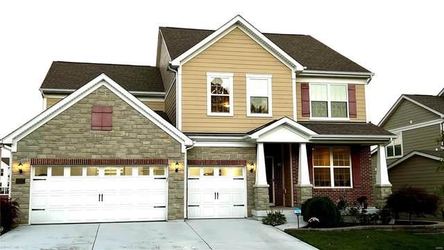 735 Savannah Crossing Way, Chesterfield, MO 63017 (#21073666) :: Jeremy Schneider Real Estate