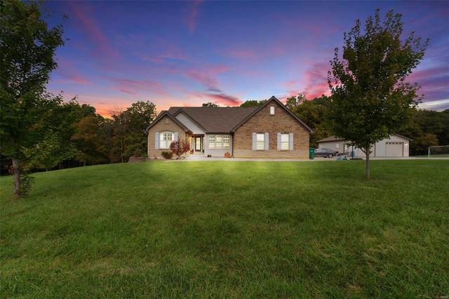 411 Winding Woods Drive, Troy, MO 63379 (#21074713) :: Mid Rivers Homes