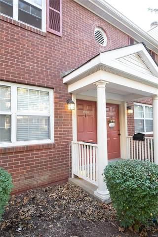 1624 E East Swan Circle, St Louis, MO 63144 (#21075603) :: Mid Rivers Homes