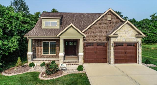 1110 Pebble Beach Drive, Caseyville, IL 62232 (#16034288) :: Clarity Street Realty