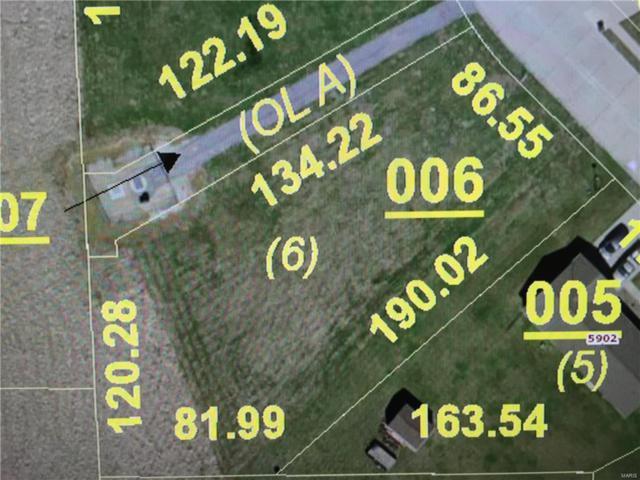 5904 Rosebud Lane, Godfrey, IL 62035 (#16047827) :: Holden Realty Group - RE/MAX Preferred