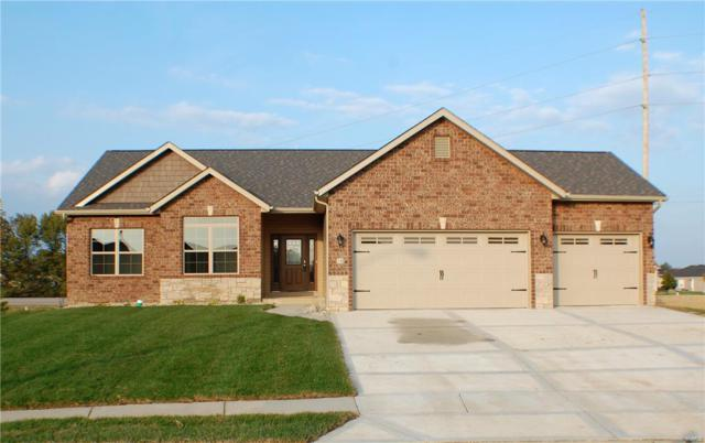 10 Maplebrooke Court, Troy, IL 62294 (#17080627) :: Fusion Realty, LLC