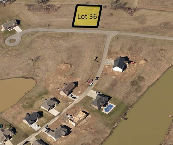 36 Sunset View, Cape Girardeau, MO 63701 (#17081165) :: Holden Realty Group - RE/MAX Preferred