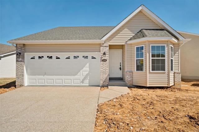 1068 Silo Bend (Lot 317B) Drive, Wentzville, MO 63385 (#17095419) :: Clarity Street Realty