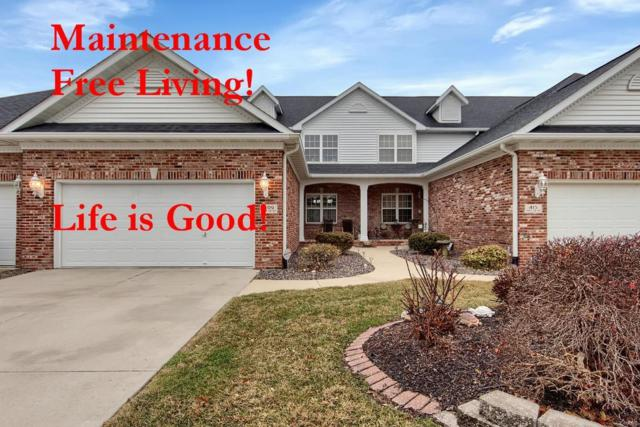 409 Country Club View, Edwardsville, IL 62025 (#18010176) :: Sue Martin Team