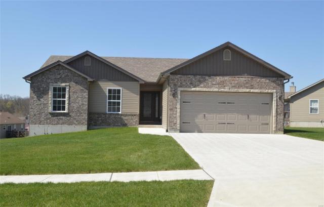 821 Hawks Circle Drive, Hillsboro, MO 63050 (#18017614) :: Sue Martin Team