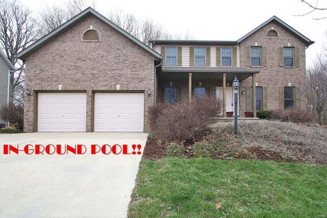 305 Valley View Drive, Edwardsville, IL 62025 (#18021273) :: Sue Martin Team