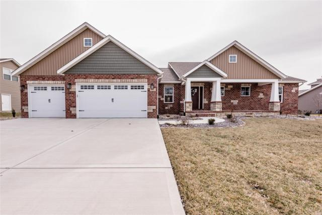 8914 Wendell Creek Drive, Saint Jacob, IL 62281 (#18025855) :: The Kathy Helbig Group
