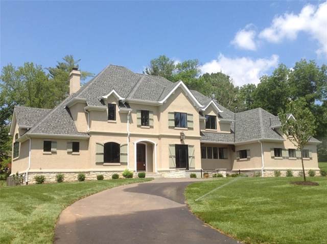 1835 Manor Hill Road, Town and Country, MO 63131 (#18040433) :: Walker Real Estate Team