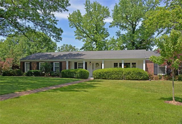 535 Fairways Circle, St Louis, MO 63141 (#18045628) :: Sue Martin Team