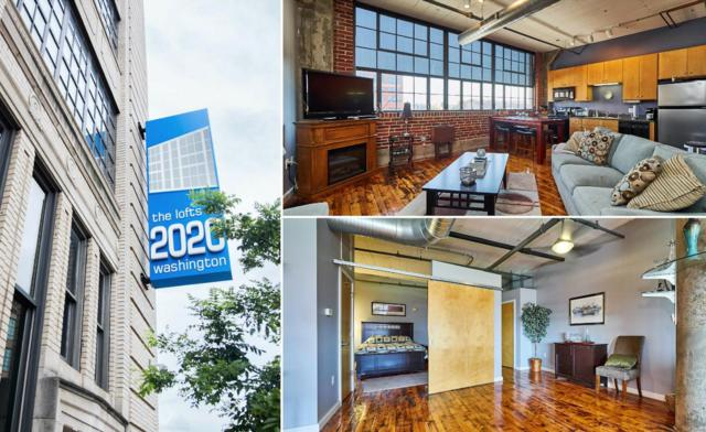 2020 Washington Avenue #403, St Louis, MO 63103 (#18049499) :: Clarity Street Realty
