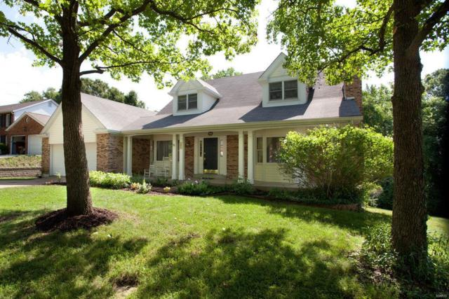 542 Ballas Trails Drive, Des Peres, MO 63122 (#18049865) :: The Kathy Helbig Group