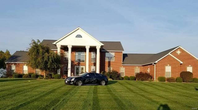 1460 Hartman Lane, Shiloh, IL 62221 (#18050441) :: Fusion Realty, LLC