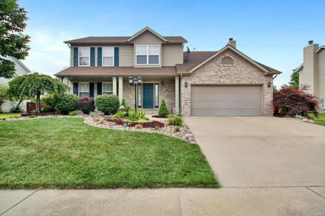3510 Vicksburg Drive, Edwardsville, IL 62025 (#18052023) :: Kelly Hager Group | TdD Premier Real Estate