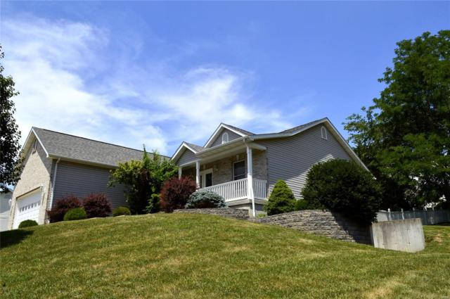409 Lighthouse Court, Villa Ridge, MO 63089 (#18057819) :: Holden Realty Group - RE/MAX Preferred