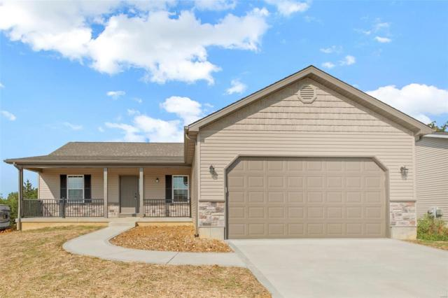 1007 Ebbet Court, Warrenton, MO 63383 (#18064152) :: Holden Realty Group - RE/MAX Preferred