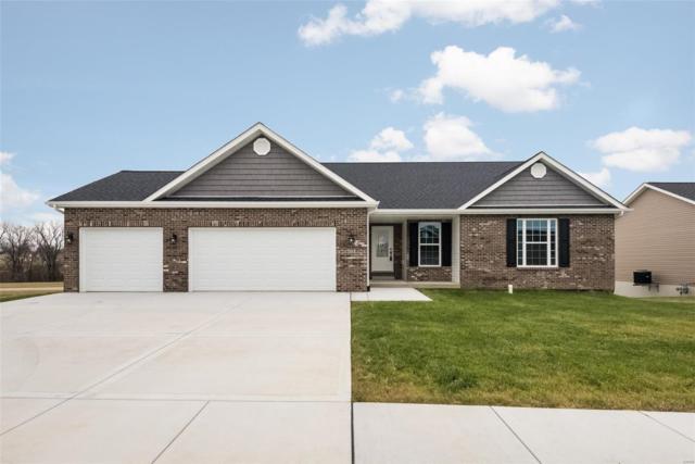 1018 Creekside Drive, Waterloo, IL 62298 (#18064219) :: Walker Real Estate Team
