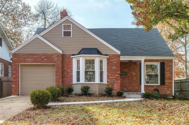 1327 Monier Place, St Louis, MO 63122 (#18080728) :: The Kathy Helbig Group