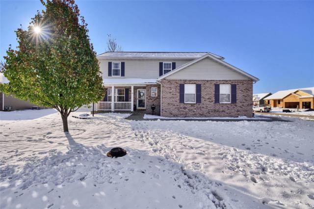 103 Mcarthur Drive, Troy, IL 62294 (#18091450) :: Fusion Realty, LLC