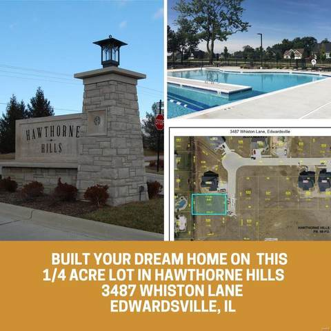 3487 Whiston Lane, Edwardsville, IL 62025 (#19004517) :: The Becky O'Neill Power Home Selling Team