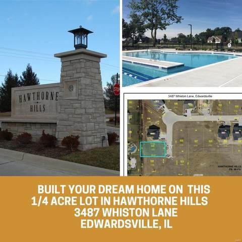 3487 Whiston Lane, Edwardsville, IL 62025 (#19004517) :: Parson Realty Group