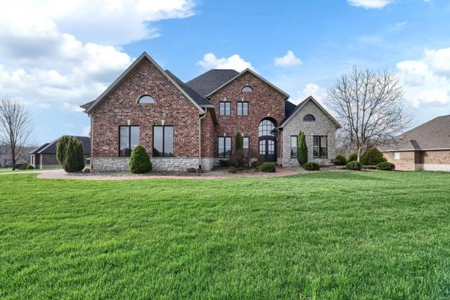 8424 Rock Ridge Court, Edwardsville, IL 62025 (#19017675) :: The Becky O'Neill Power Home Selling Team