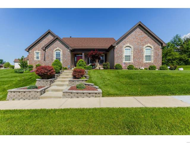 31 Toussaint Landing Court, Dardenne Prairie, MO 63368 (#19030391) :: The Kathy Helbig Group