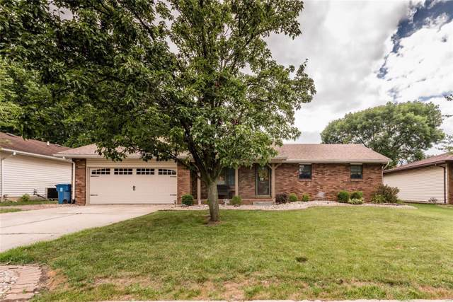910 Briarwood Drive, Bethalto, IL 62010 (#19052692) :: The Becky O'Neill Power Home Selling Team