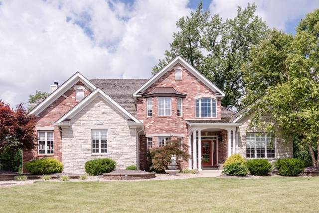 16 North Shore Drive, Edwardsville, IL 62025 (#19061725) :: The Kathy Helbig Group