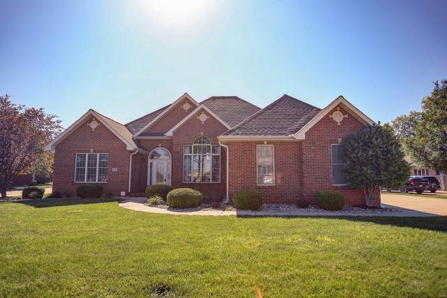 5208 Fox Cove, Edwardsville, IL 62025 (#19064422) :: The Becky O'Neill Power Home Selling Team