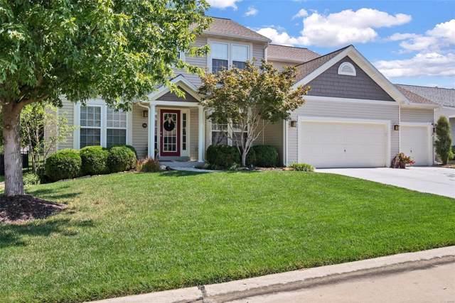 708 Brook Manor Court, Lake St Louis, MO 63367 (#19069413) :: Matt Smith Real Estate Group