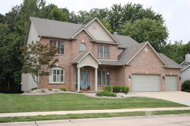 6134 Stone Wolfe Drive, Glen Carbon, IL 62034 (#19084351) :: Peter Lu Team