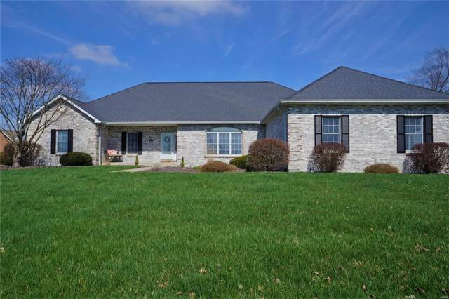 5181 Live Oak Drive, Smithton, IL 62285 (#20000159) :: The Becky O'Neill Power Home Selling Team