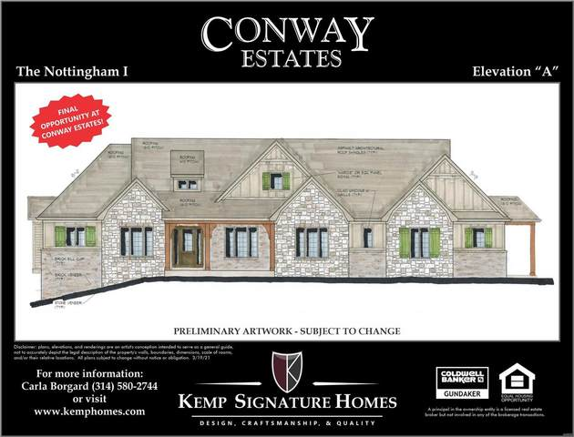 345 Upper Conway Estates Court, Town and Country, MO 63141 (#20001116) :: Clarity Street Realty