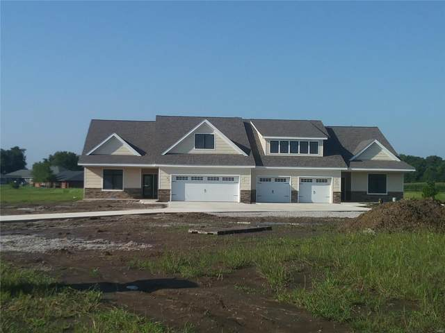 2033 Serenade, Troy, IL 62294 (#20001238) :: Clarity Street Realty