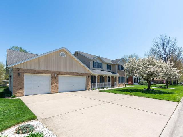 1124 Raymond Drive, RED BUD, IL 62278 (#20007228) :: Parson Realty Group