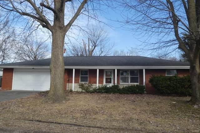 516 8th Street, Carrollton, IL 62016 (#20011314) :: Tarrant & Harman Real Estate and Auction Co.