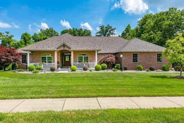 124 Oakland Drive, Troy, IL 62294 (#20011997) :: The Becky O'Neill Power Home Selling Team