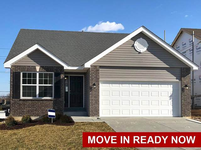 2212 Hagenstone Terr, St Louis, MO 63125 (#20021650) :: Matt Smith Real Estate Group