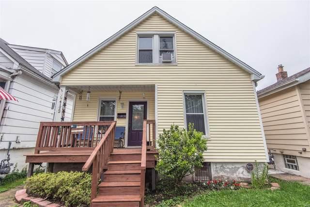 4122 Burgen Avenue, St Louis, MO 63116 (#20023862) :: Kelly Hager Group   TdD Premier Real Estate