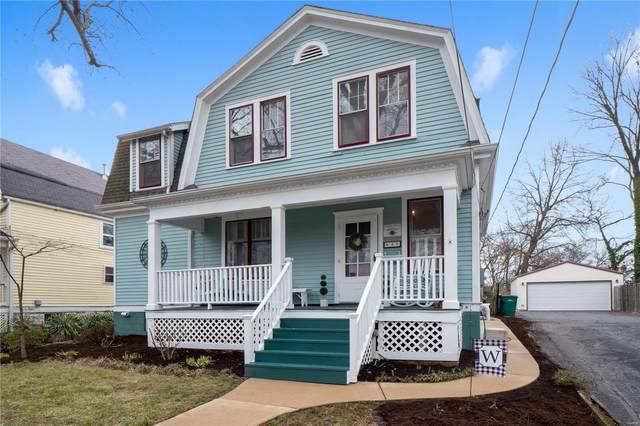 620 Clark Avenue, Webster Groves, MO 63119 (#20025066) :: Hartmann Realtors Inc.
