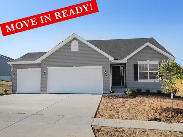 864 Bluff Brook Drive, O'Fallon, MO 63366 (#20029858) :: Clarity Street Realty