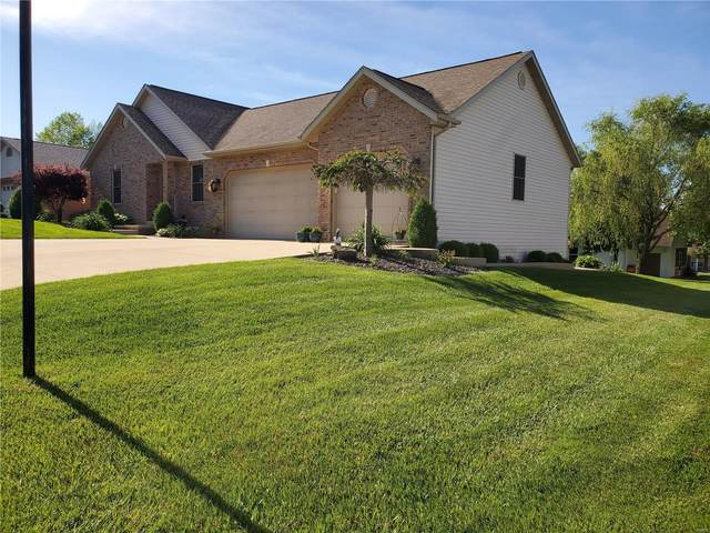 710 Deer Circle Drive, CARLYLE, IL 62231 (#20035836) :: Fusion Realty, LLC