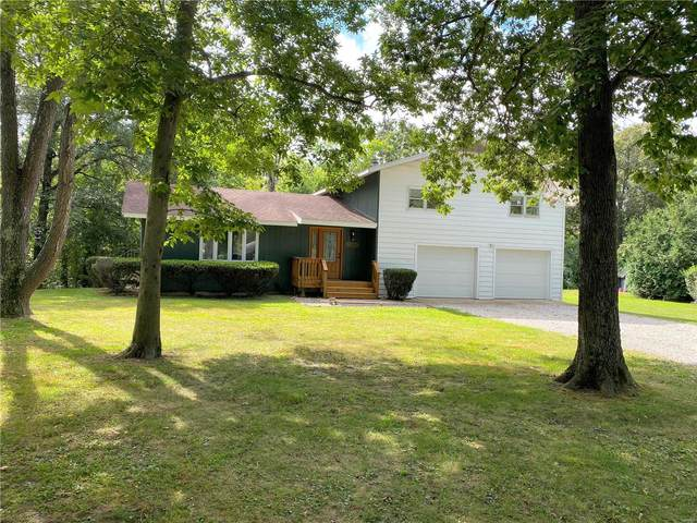 626 Parkside Street, Hillsboro, IL 62049 (#20038030) :: The Becky O'Neill Power Home Selling Team