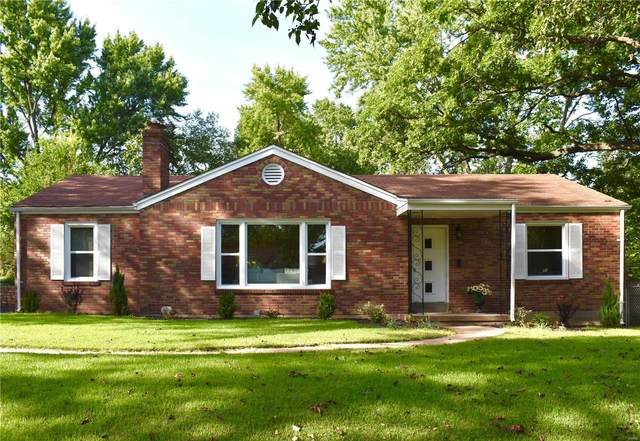 8417 Stanford Avenue, University City, MO 63132 (#20039184) :: The Becky O'Neill Power Home Selling Team