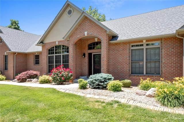 4624 Boardwalk, Smithton, IL 62285 (#20039693) :: Kelly Hager Group | TdD Premier Real Estate