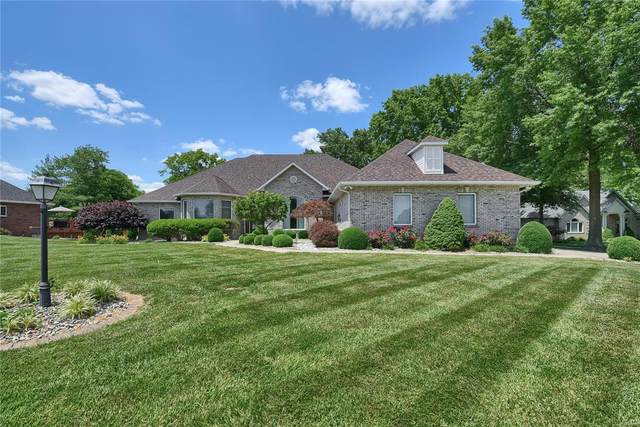 6605 Fox View Drive, Edwardsville, IL 62025 (#20039979) :: PalmerHouse Properties LLC