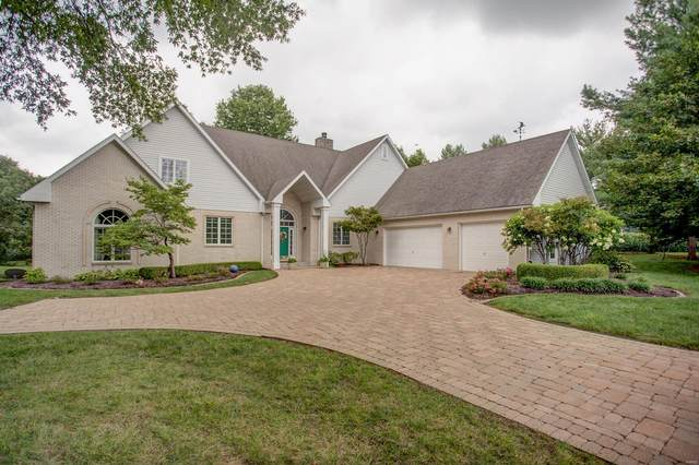 9 Country View Drive, Shiloh, IL 62221 (#20041704) :: Parson Realty Group