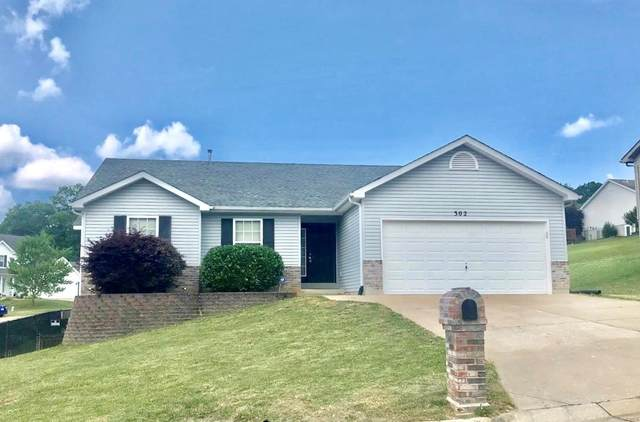 302 Williamsburg Dr., Crystal City, MO 63019 (#20043101) :: The Becky O'Neill Power Home Selling Team