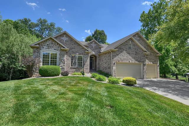10 Bear Creek Court, Glen Carbon, IL 62034 (#20044704) :: Clarity Street Realty